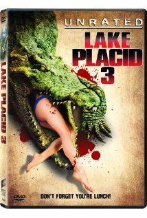 Lake Placid 3 Poster. I like the poacher chick. These movies are surprisingly not too bad.