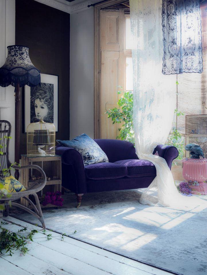 128 Best Purple Living Room Ideas Images On Pinterest