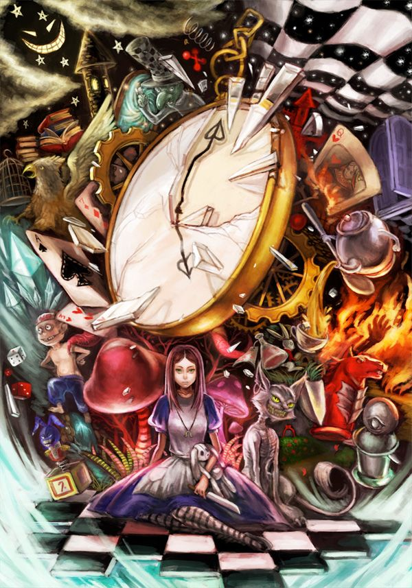 a literary analysis of the character alice in go ask alice The go ask alice characters covered include: alice, parents , joel,  alice an  intelligent, sensitive girl with a literary flair, she experiments with drugs and the.