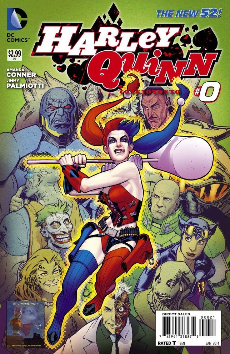 Harley Quinn   [Comics][Cbr][Español]