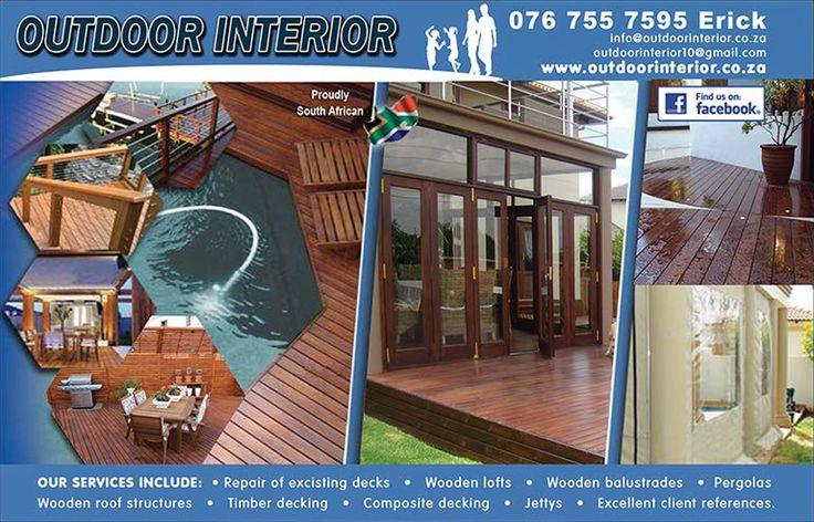 Outdoor Interior - http://outdoorinterior.co.za/2015/12/08/198/