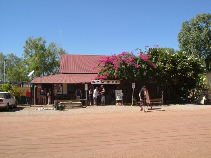 Daly Waters a must stop location in the N.T.
