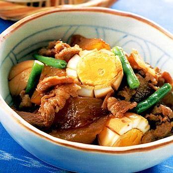 大根と豚バラ肉の炒め煮 | 葛西麗子さんの煮ものの料理レシピ | プロの簡単料理レシピはレタスクラブニュース