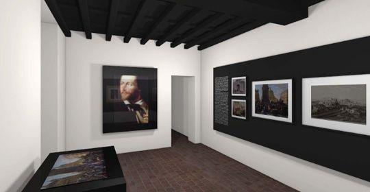 Explore the museum - Museo della Repubblica Romana e della memoria garibaldina