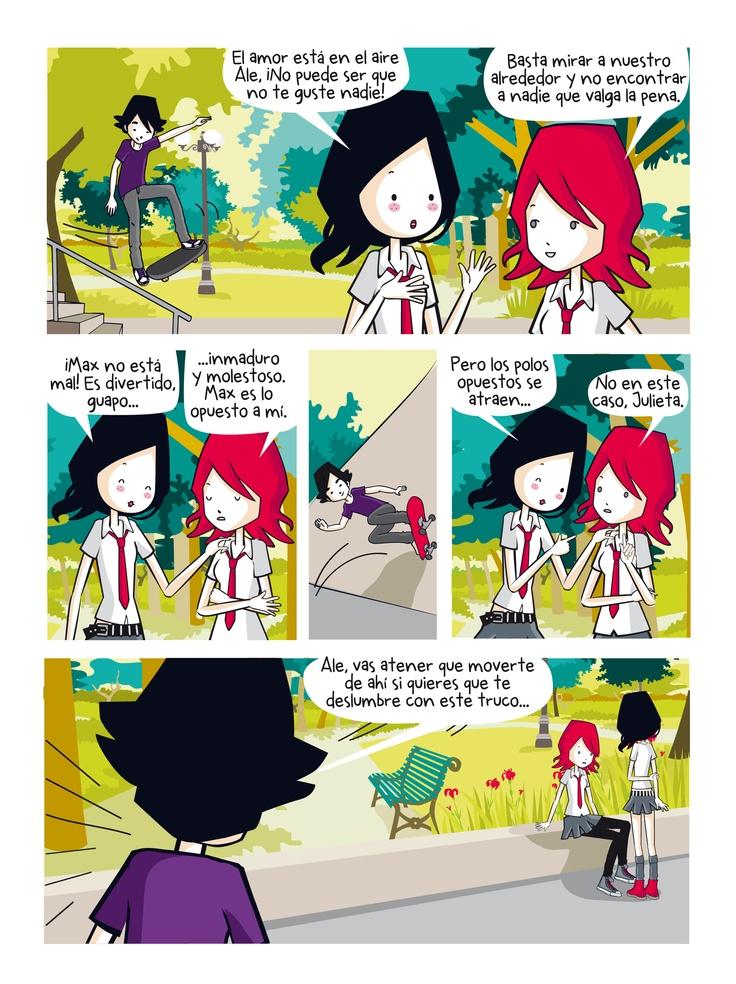 El amor está en el aire – Página 4