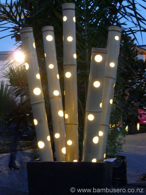 Garden Lighting Design Bamboo Light Backyard Garden Beds Backyard Lighting Solar Ligh Landscape Lighting Design Outdoor Garden Decor Garden Lighting Design