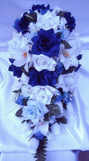Royal blue wedding bouquet - Bing Images    Keywords: #royalblueweddings #jevelweddingplanning Follow Us: www.jevelweddingplanning.com  www.facebook.com/jevelweddingplanning/