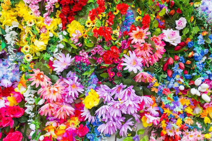 Carpet of Flowers jigsaw puzzle