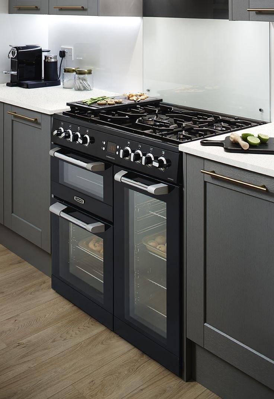 Kitchen Cabinet Warehouse 30 Inch Sink A Beautiful Matt Grey Shaker Style Cabinet. The ...