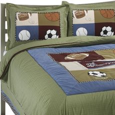 Cocalo Sports Fan Mini Comforter Set - Bed Bath & Beyond