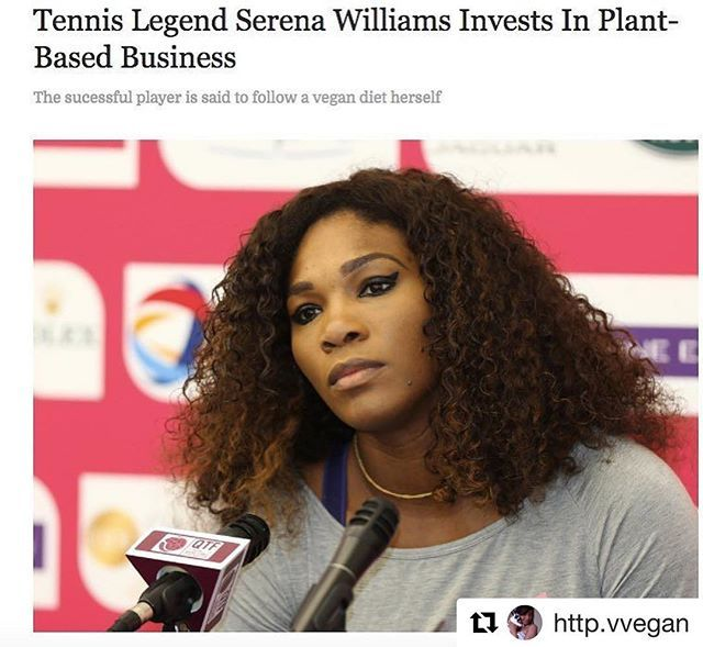 #Repost @http.vvegan (@get_repost) ・・・ 🎾 Tennis star Serena Williams - considered by many to be one of the greatest women's player ever - has invested in a plant-based smoothie business. Daily Harvest - which has also won backing from Hollywood thespian Gwyneth Paltrow is a ready-to-blend smoothie company. 🎾  It delivers frozen, single-serving, organic smoothies, soups, overnight oats and chia puddings direct to consumers. In the year since its launch, it has delivered more than 1 million…