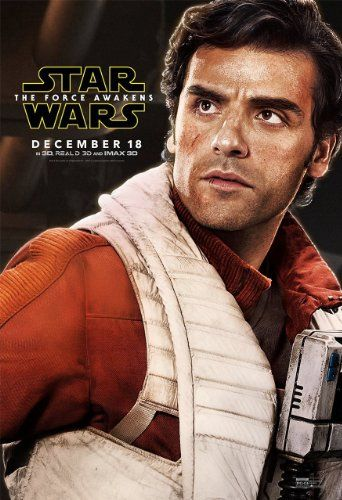 Oscar Isaac in Star Wars: Episode VII - The Force Awakens (2015)