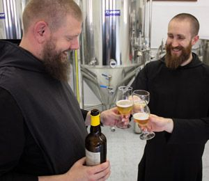 Beauty and Beer: Monks' outreach as part of the New Evangelization