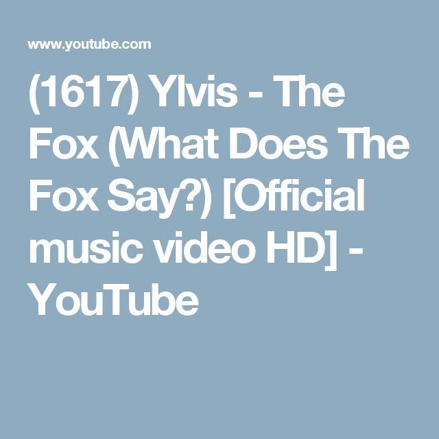 best 25 ylvis the fox ideas on pinterest ylvis just