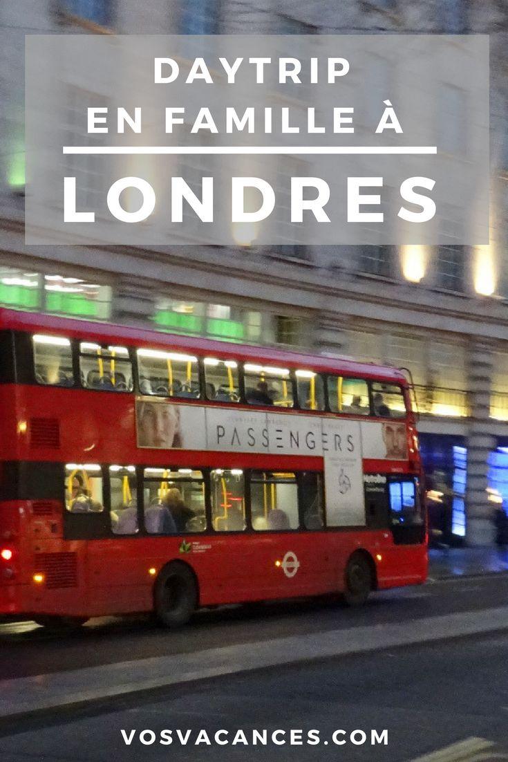 En Eurostar, il est très facile d'organiser un day trip à Londres. Cet article raconte une journée passée dans la capitale anglaise avec nos enfants qui leur ont permis d'avoir un petit aperçu de Londres et de la vie anglo-saxonne. Notre itinéraire : Oxfo