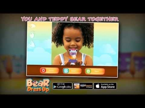 Bear Dress up Game - free for Android mobile phones and tablets!