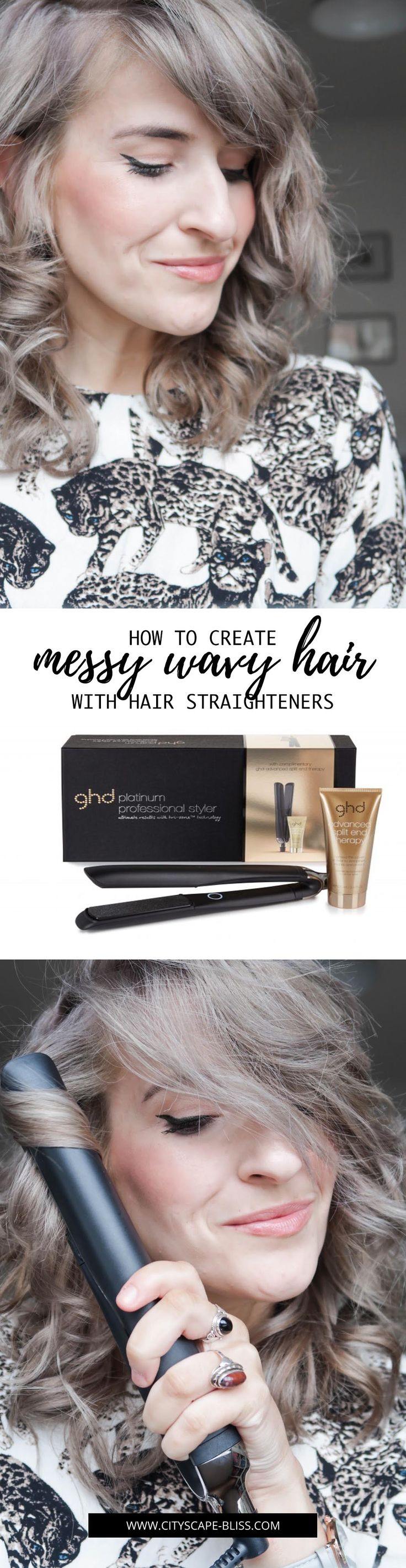 25 best ideas about messy waves tutorial on pinterest