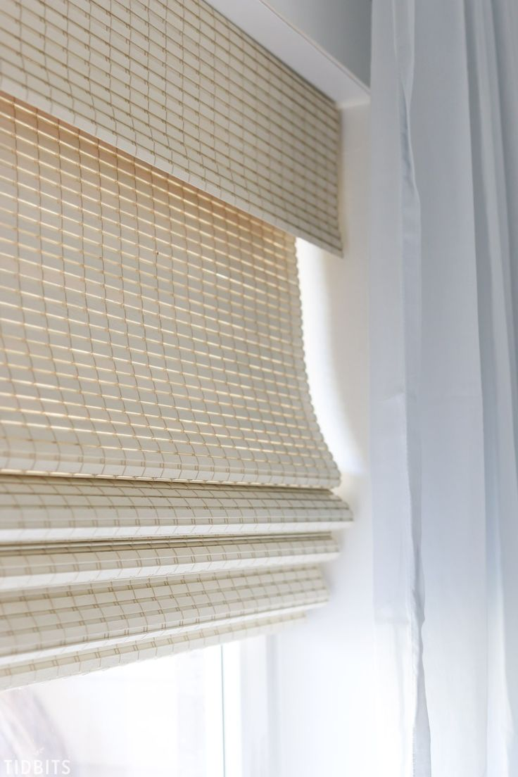 Best 25 woven shades ideas on pinterest woven blinds for Smith and noble bamboo shades