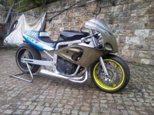 gsxr 1100 dragracing teile nos sidewinder lange schwinge rs verga in dresden altstadt ebay. Black Bedroom Furniture Sets. Home Design Ideas