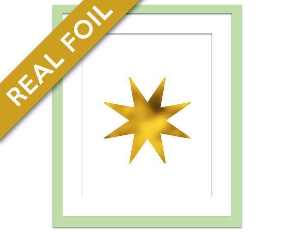 Gold Star Wall Decor: Best 25+ Star Silhouette Ideas On Pinterest