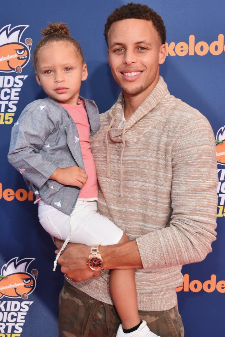 Riley Curry Singing Happy Birthday to Her Dad Will Send Your Heart Into a Million Pieces