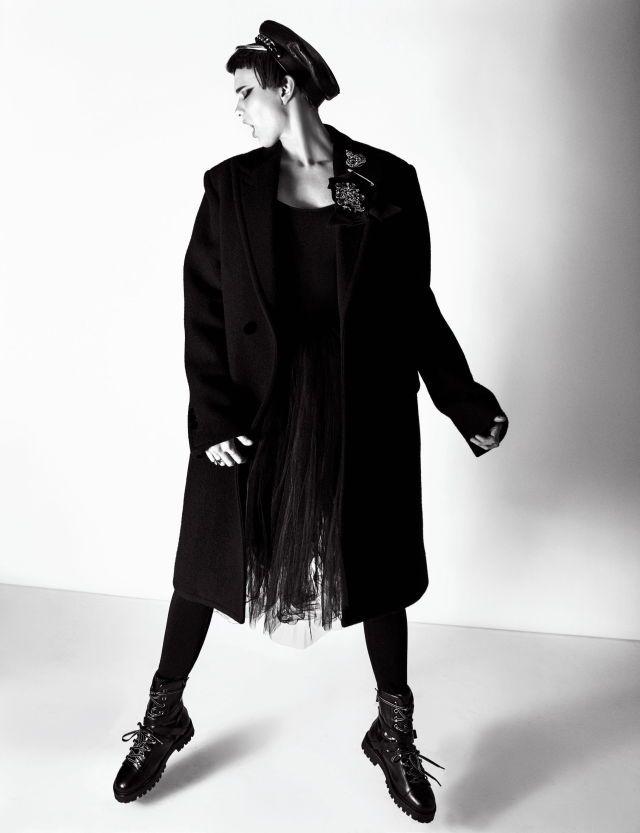 The Young RevolutionPublication: Vogue Japan January 2017Model: Katie MoorePhotographer: Camilla AkransFashion Editor: Sissy VianHair: Franco GobbiMake Up: Wendy RoweNails: Yukie Miyakawa