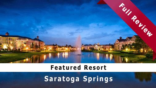Dvc Rentals Cost Calculator Saratoga Springs Resort All Inclusive Vacations Spring Resort