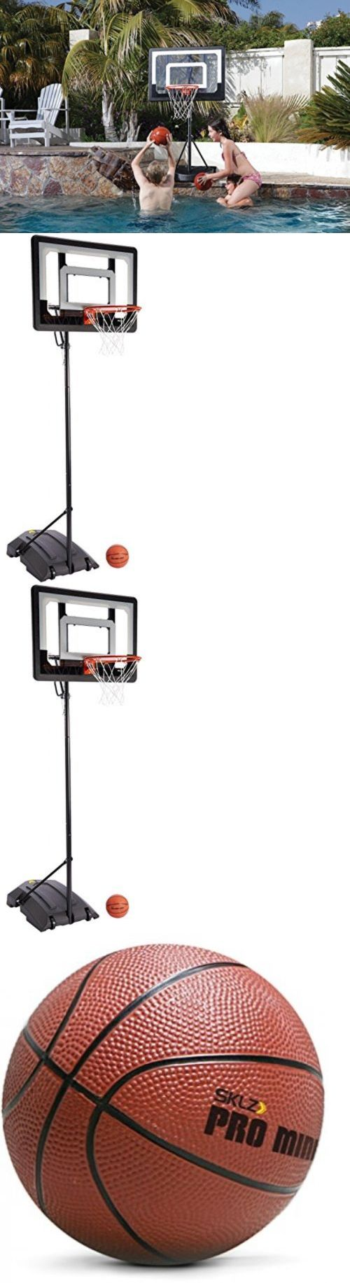 Best 25 portable swimming pools ideas on pinterest - Swimming pool basketball hoop costco ...