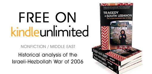 RT @Amzn_Deal #FREE on #KindleUnlimited. TRAGEDY IN SOUTH LEBANON. http://smarturl.it/TRAged   #memoir #history