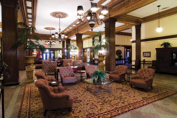 Guests at the Marcus Whitman Hotel and Conference Center in historic downtown Walla Walla are bound to discover warmth, comfort, and pleasures unexpected.