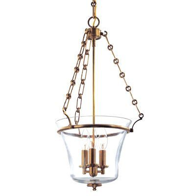Hudson Valley Lighting Eaton 3 Light Pendant Finish Historic Nickel  sc 1 st  Pinterest : ametrix lighting rs - azcodes.com