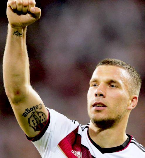 Danke Lukas Podolski!!! Abschied eines Helden. ♥