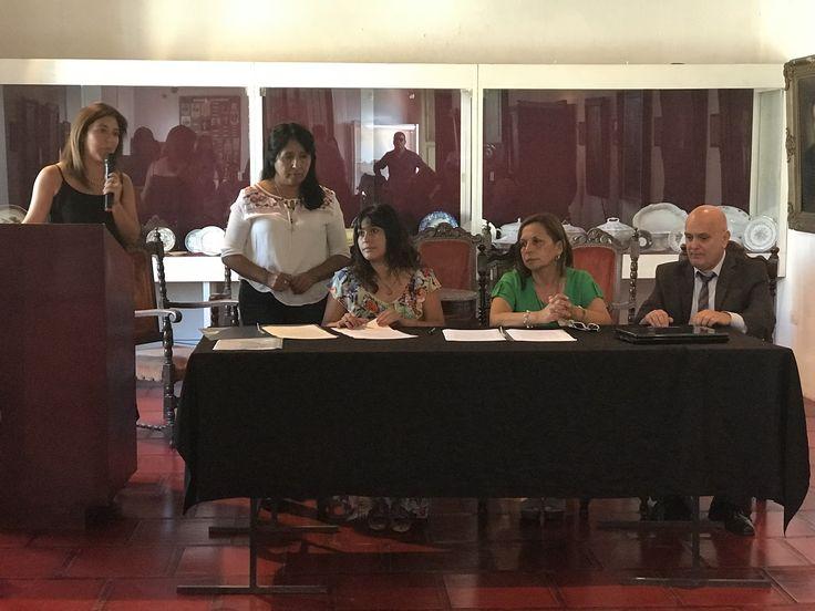 Convenio Bianual | El Área de la Mujer y organizaciones civiles trabajarán sobre perspectiva de género.: La Municipalidad junto al hospital…