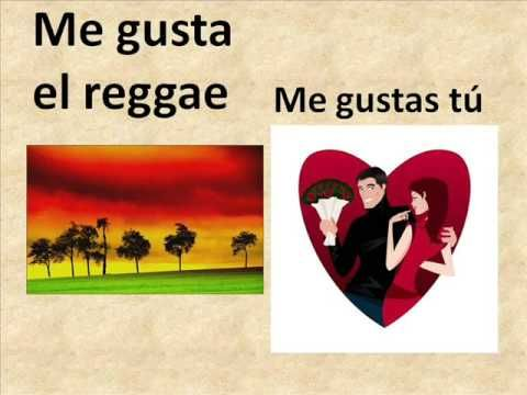 Me gustas tú (edited for Spanish Class) - I always wanted to use this song.  But I never edited it.  This version is perfect!