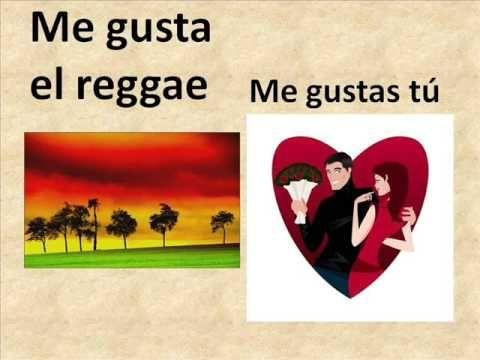Me gustas tú (edited for Spanish Class)