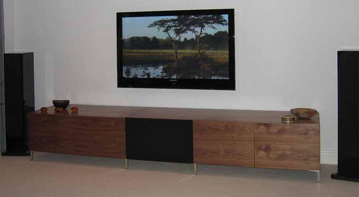 AV Cabinet, Home Cinema Cabinet, AV Furniture STYLUS XL BLOK BLOK Direct