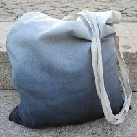 melimelo: Ombre bag tutorial in German...Google has translation button to read it...