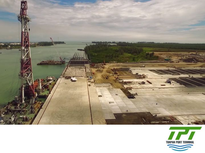 TUXPAN PORT TERMINAL. Current seaborne trade requires more dynamism and efficiency to operate in various seaports and to offer higher productivity for exporting and importing companies and shipping lines. Tuxpan Port Terminal will provide the best facilities for the loading and unloading of containers, cars and general cargo. #thebestportterminalinmexico