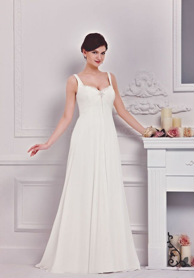 Trending  of the most beautiful destination wedding dresses
