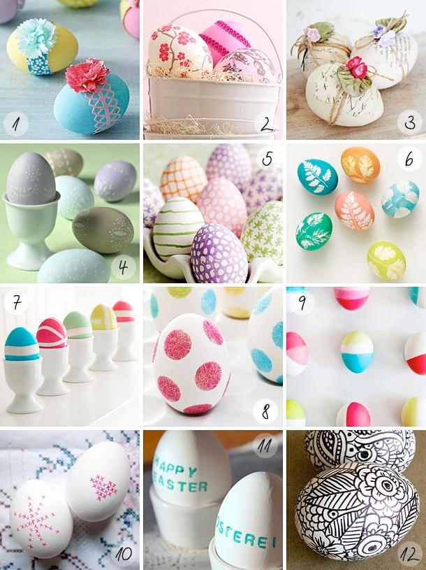Easter egg ideas: Oster Inspiration, Holidays Ideas East, Easter Crafts, Cute Ideas, Eggs Ideas So, Easter Eggs I, Eggs Ideas Decid, Holidays Ideaseast, Crafts Ideas Gam