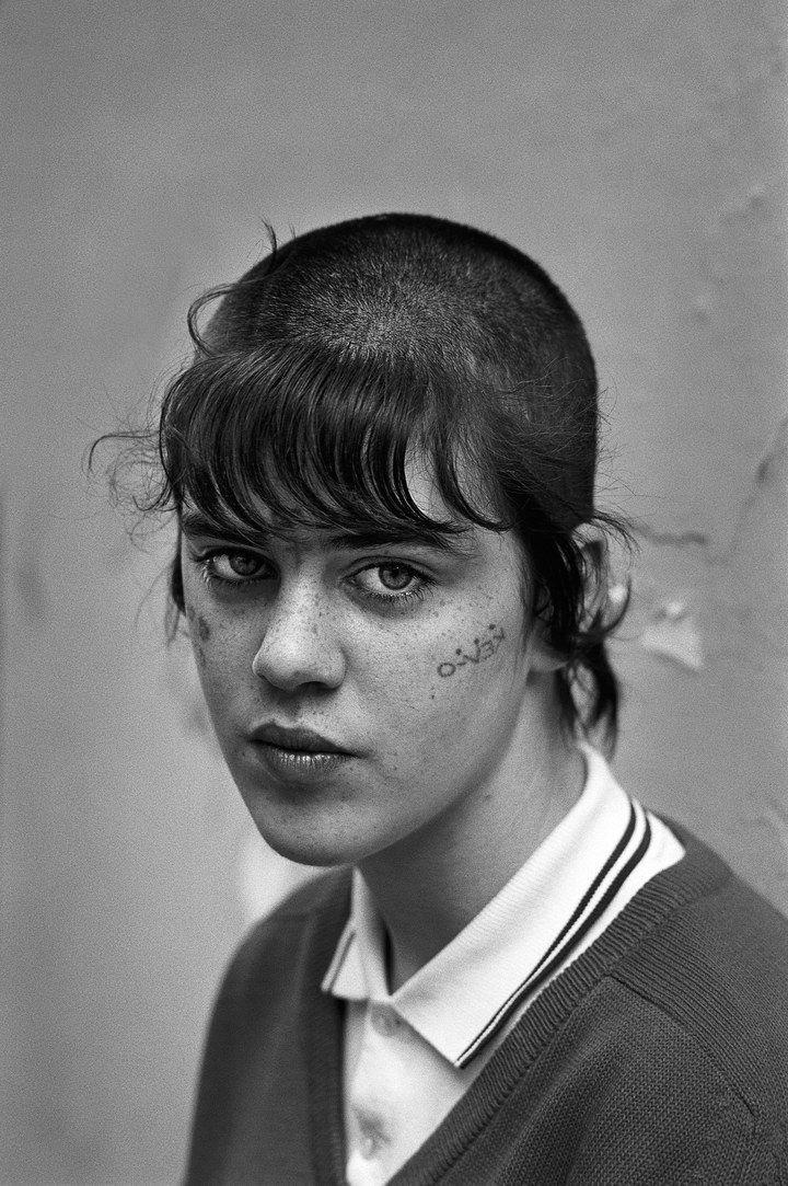Babs, Soho, 1987