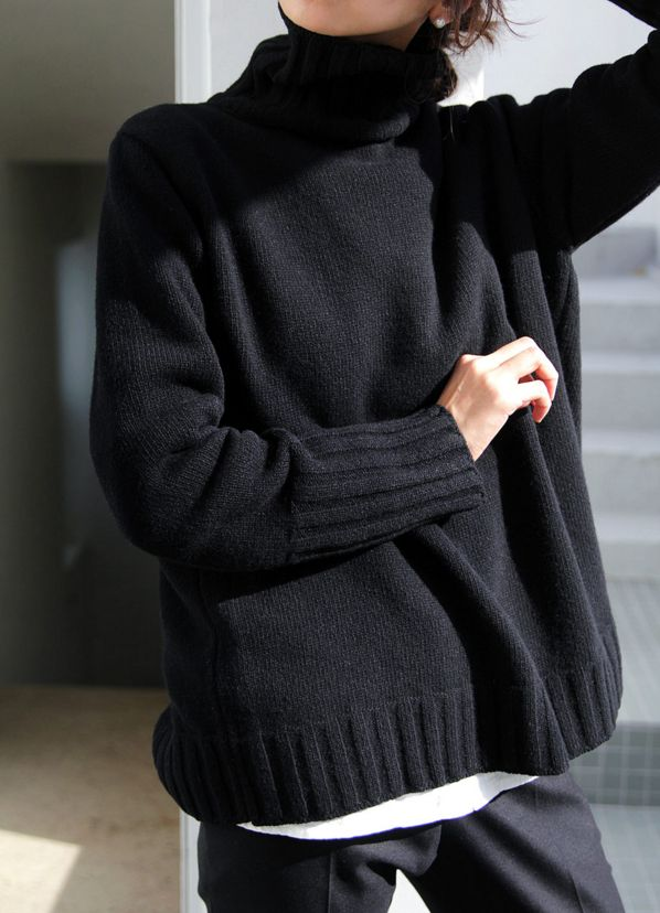 Best 25  Black knit ideas on Pinterest | Camel women's oxford ...