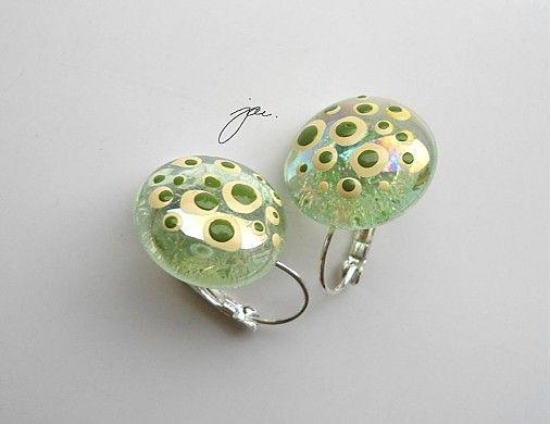 bublinky zelenkavé..:)