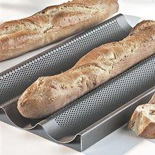 baguette pan baguettes