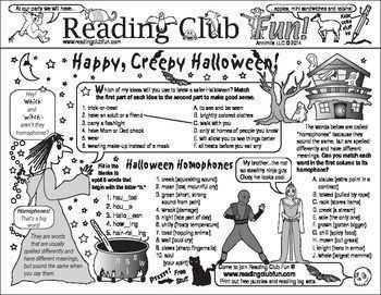 173 best Halloween Puzzles images on Pinterest   Halloween puzzles ...