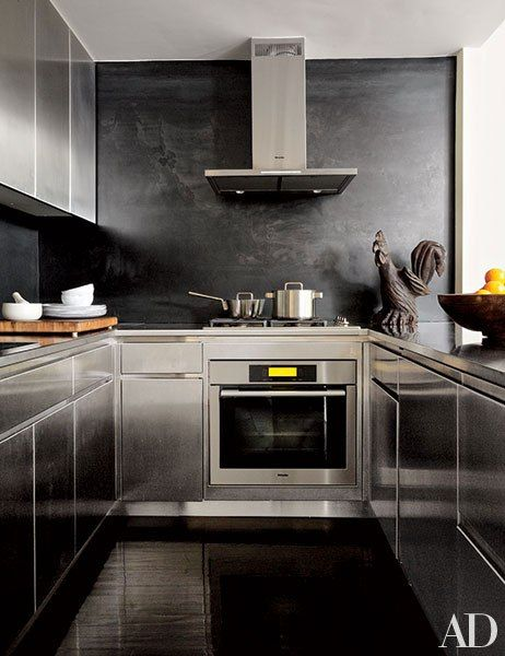 35 sleek and inspiring contemporary kitchens - Kitchen Design New York