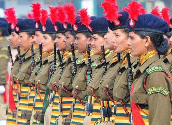 Sisters in Arms : Indo-Tibetan Border Police.
