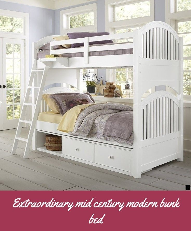 Follow The Link To Find Out More Mid Century Modern Bunk Bed Check