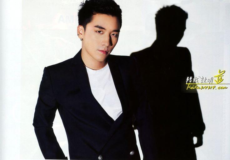 Seungri for JILLE Magazine (Nov. 2012 Issue):