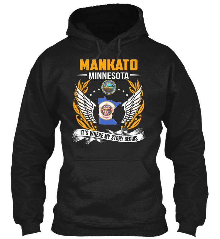 Mankato, Minnesota - My Story Begins